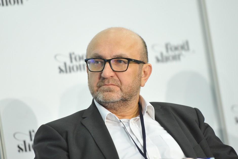 Andrzej Gantner: Nie udało nam się zdywersyfikować kierunków eksportu polskiej żywności