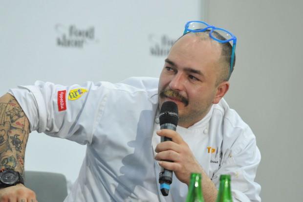 Mateusz Kręcina na FoodShow: Restauratorzy muszą się nauczyć budować wspólne oferty