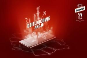 Marka Królewskie startuje z grą mobilną Dzielnicowe Akcje