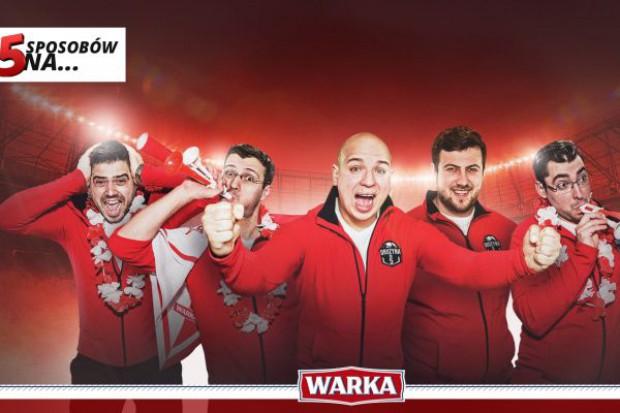 Marka Warka z nową piłkarską kampanią