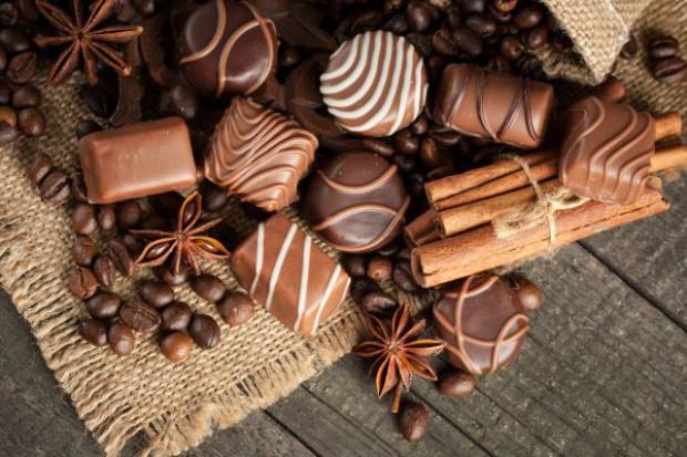 Produkcja czekolady i wyrobów wzrosła w ciągu dwóch miesięcy 2018 roku