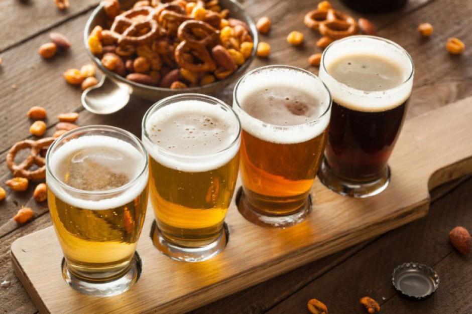 Produkcja piwa wzrosła w ciągu dwóch miesięcy 2018 r., ale sam luty przyniósł spadek