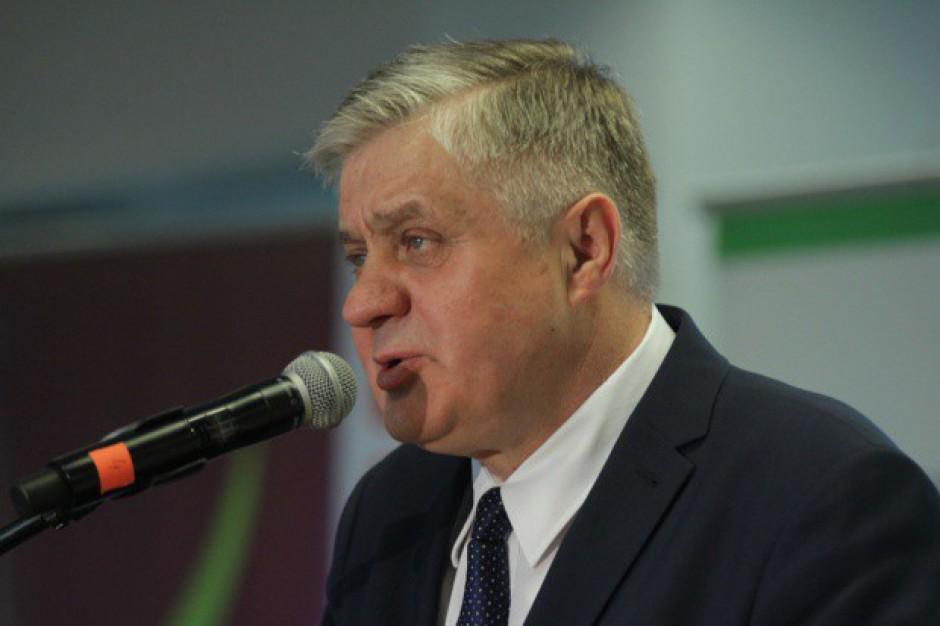 Jurgiel: we wrześniu chcielibyśmy zacząć budowę płotu na wschodniej granicy