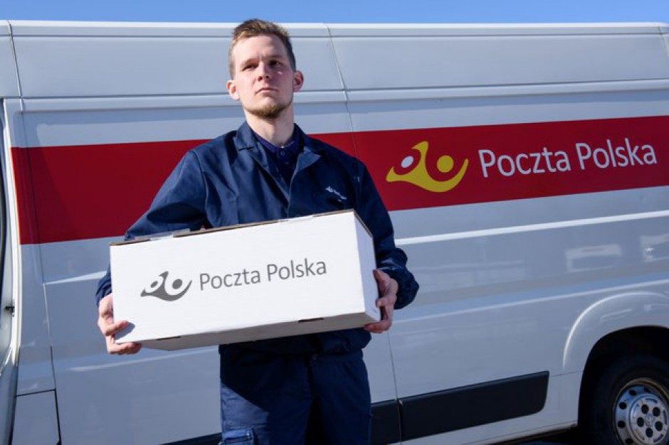 Poczta Polska planuje kupić firmę kurierską w Niemczech