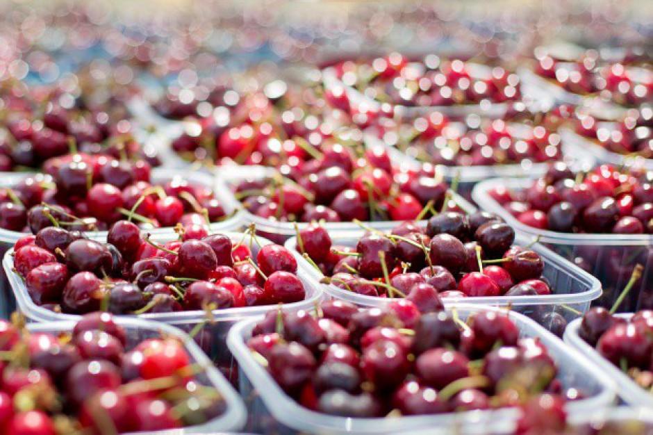Chiny: Niskie ceny importowanych czereśni