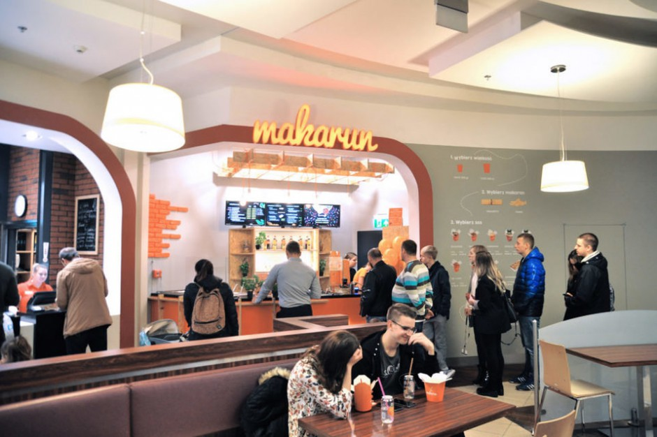 Makarun: Fast food w Polsce się zmienia