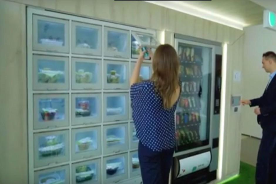 Foodomat – nowa koncepcja zbiorowego żywienia pracowników