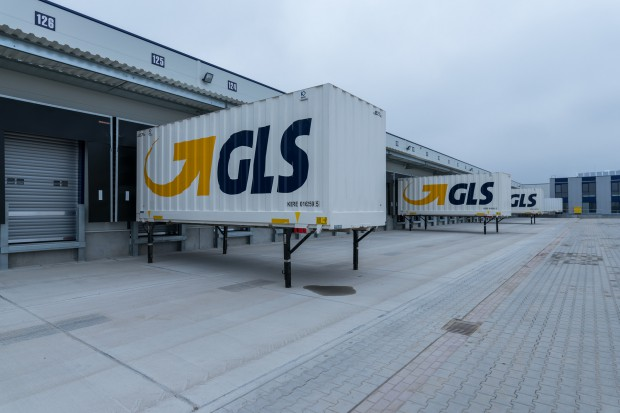 Firma GLS otworzyła największą filię w Polsce