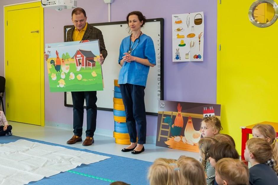 KRD-IG edukuje przedszkolaków na temat drobiu (zdjęcia)