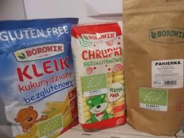 Borowik S.C. wprowadza chrupki i kleik kukurydziany bio-eko
