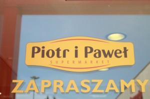 Polskie sieci też są chętne na kupno sklepów Piotr i Paweł
