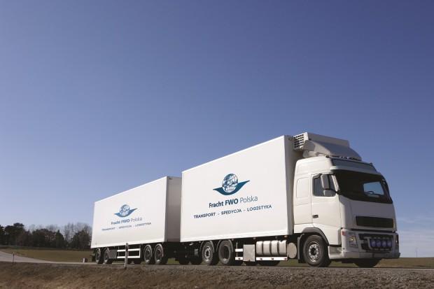 Fracht FWO dynamicznie rozwija transporty na Wschód