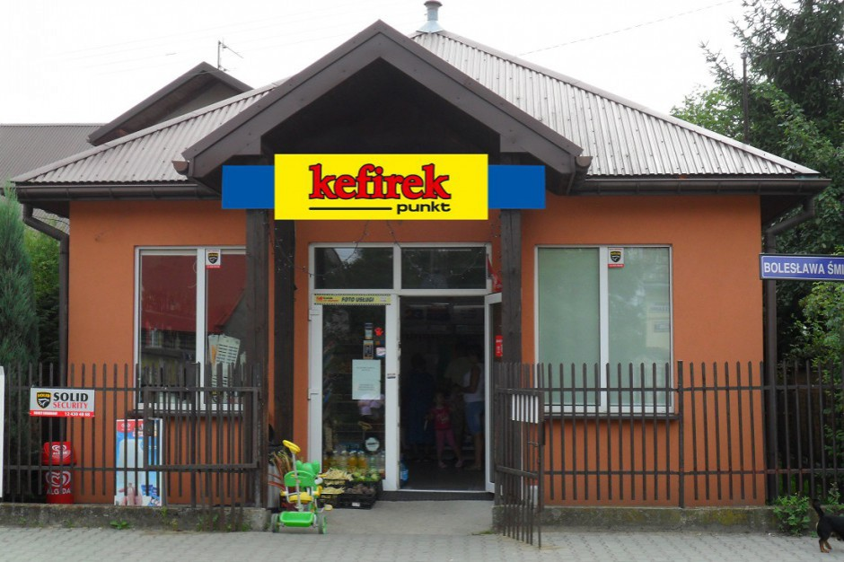 Spar Polska chce przejąć sieć Kefirek