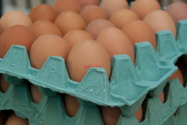 Wielkanocne jaja mało ekologiczne