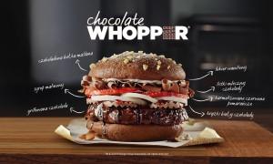 Burger King wypuści Czekoladowego Whoppera? (wideo)
