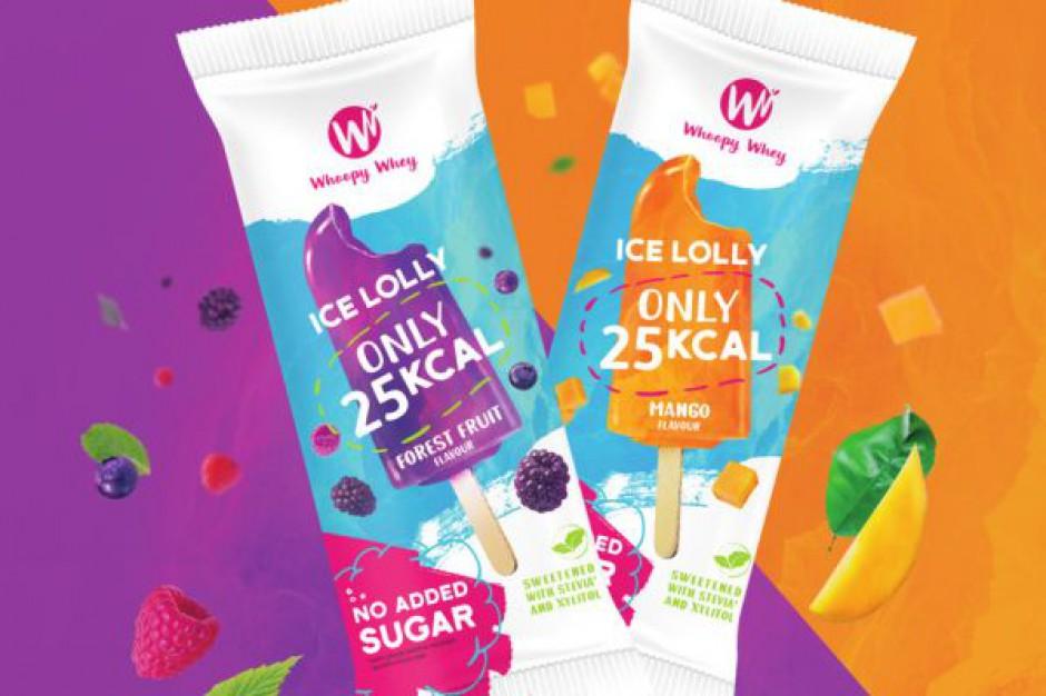 Protein Courtyard poszerza portfolio o lody niemal bez kalorii