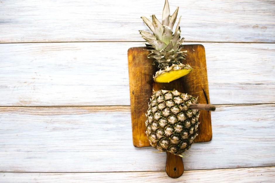 Rośnie trend na spożywanie ananasów. Zdetronizują modne awocado?