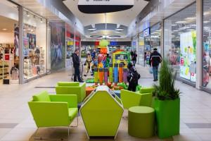 CH Auchan Bydgoszcz z odnowionym wnętrzem
