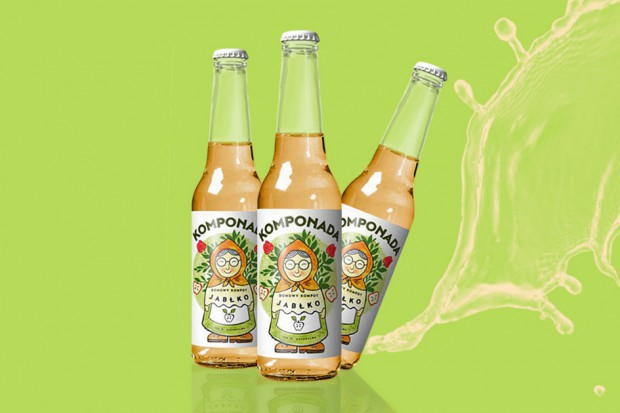 Butelkowany kompot - nowy produkt na rynku napojów