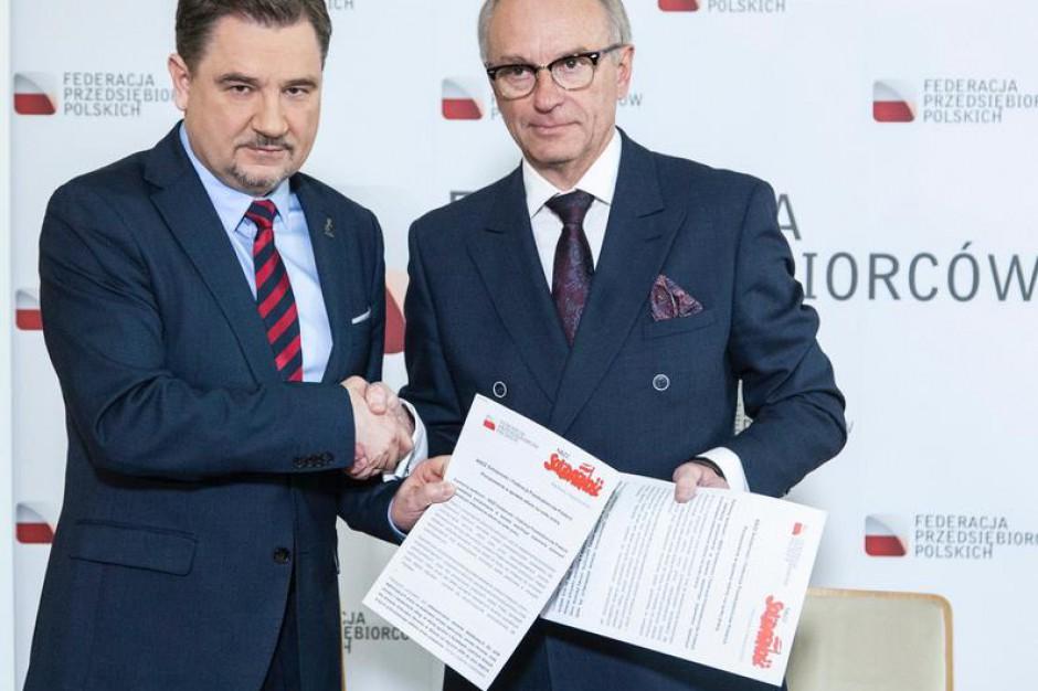 Porozumienie w sprawie reform na rynku pracy