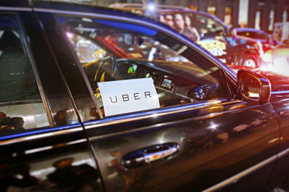 Uber wstrzyma działalność w Grecji