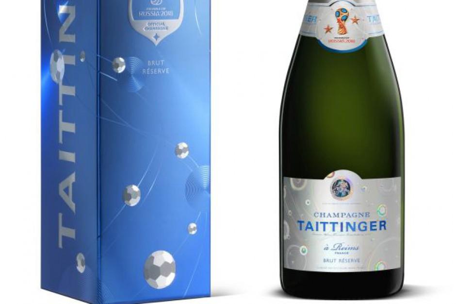 Maison Taittinger wprowadza na rynek szampana z okazji piłkarskich mistrzostw świata w Rosji