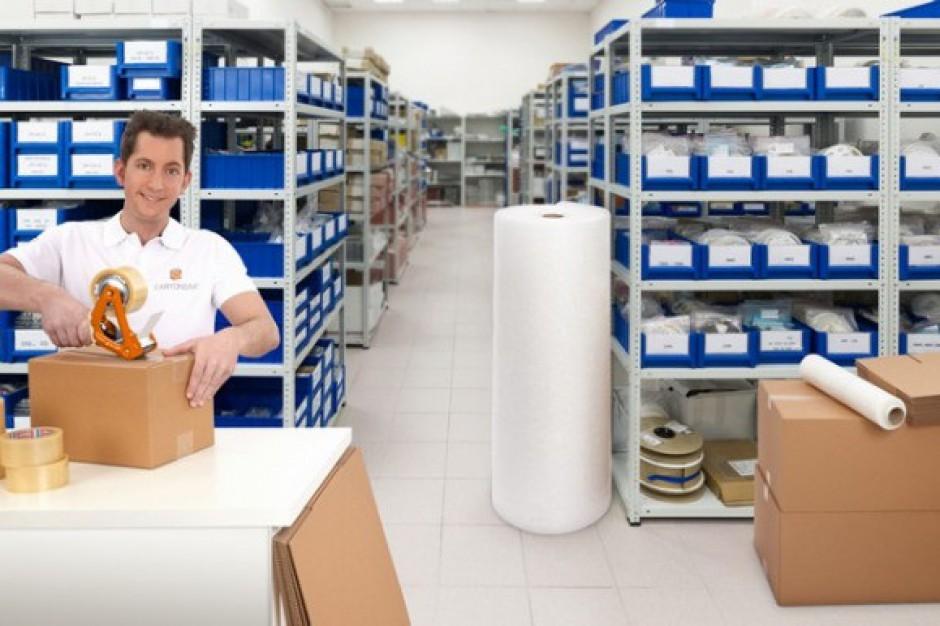 W Niemczech ruszył sklep internetowy z opakowaniami kartonowymi