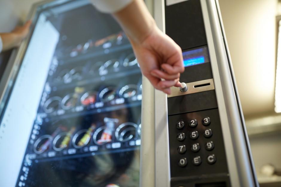 Nielsen: Maszyny vendingowe wpisują się w trend convenience