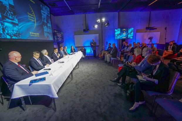 Katowice, metropolia, Polska, Europa i świat – konteksty  X Europejskiego Kongresu Gospodarczego