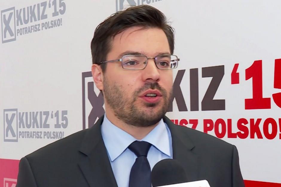 Kukiz'15: Proponuje obniżenie stawek VAT do 22 proc. i 7 proc.