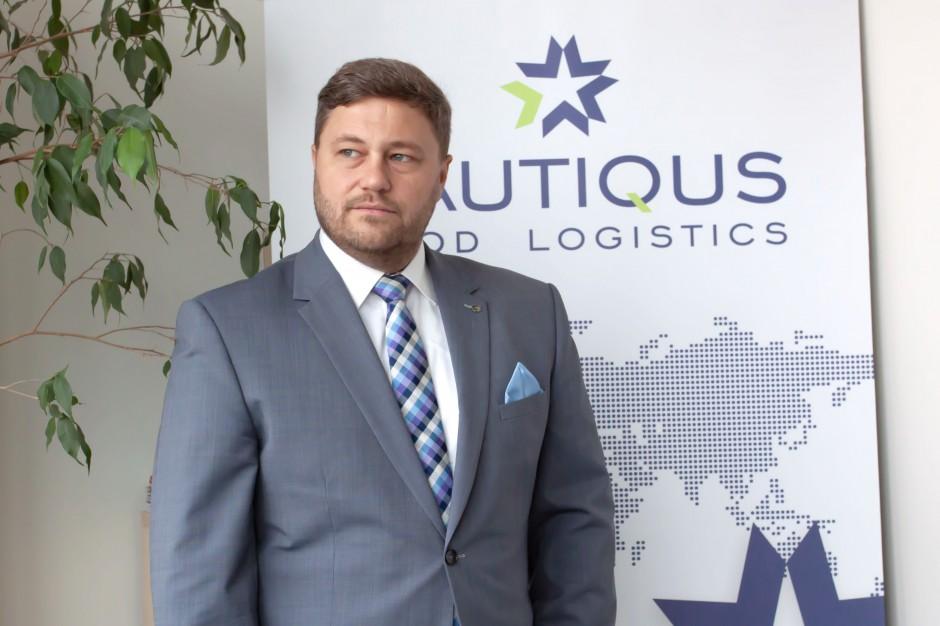 O zagrożeniach w transporcie drogowym i morskim mówi prezes firmy Nautiqus