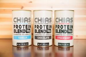 Chias Brothers: rośnie zainteresowanie produktami z białkiem roślinnym