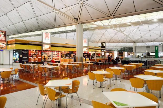Nowa sieć restauracji wchodzi do centrów handlowych