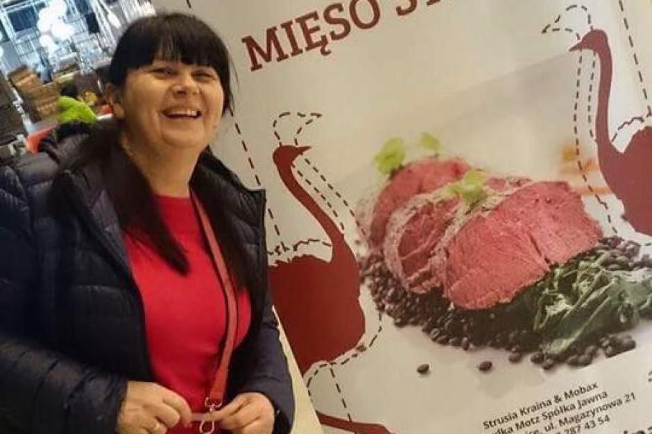 Mięso ze strusia to nie ciekawostka, konsumenci do niego wracają
