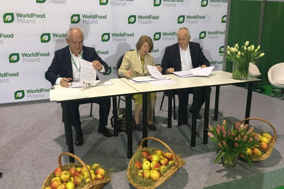 Podpisano porozumienie o współpracy na rzecz rozwoju systemów jakości żywności