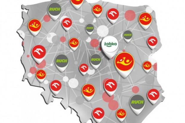 Poczta Polska: 1000 sklepów Żabka i Freshmarket w sieci click&collect