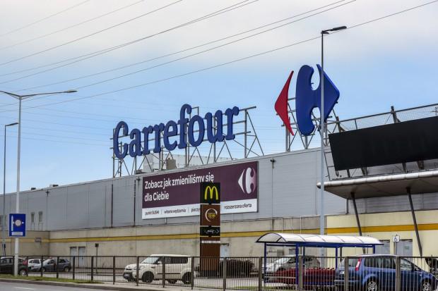 Sprzedaż Carrefoura w Polsce w I kw. wyniosła 511 mln euro. Spadek LfL o 0,8 proc.