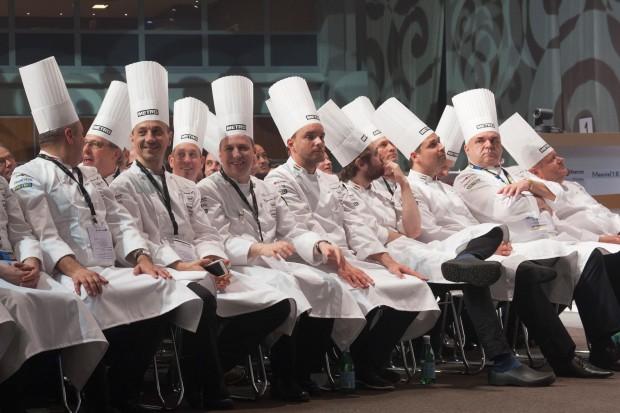 Polski szef kuchni przygotowuje się do finałów Bocuse d'Or
