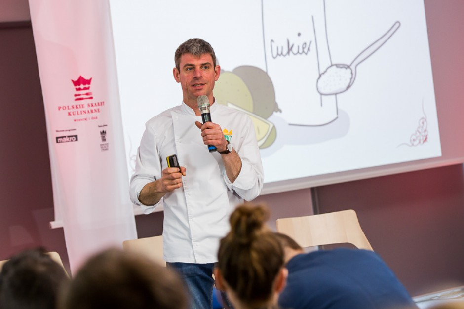 Makro ruszyło z programem edukacyjnym Polskie Skarby Kulinarne
