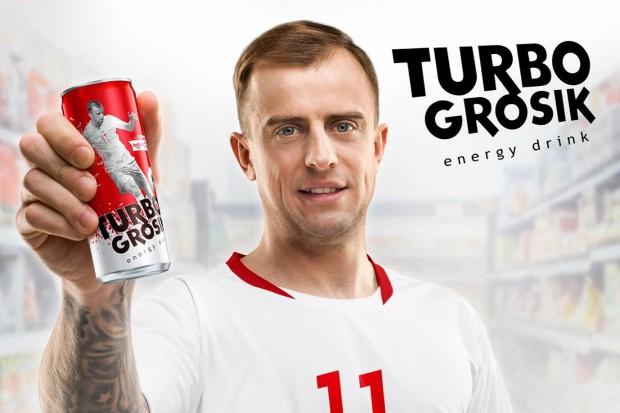 Kamil Grosicki ma swój napój energetyczny. Powstał