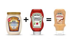 """Heinz chce wprowadzić """"Mayochup"""" - keczup z majonezem w jednym opakowaniu"""
