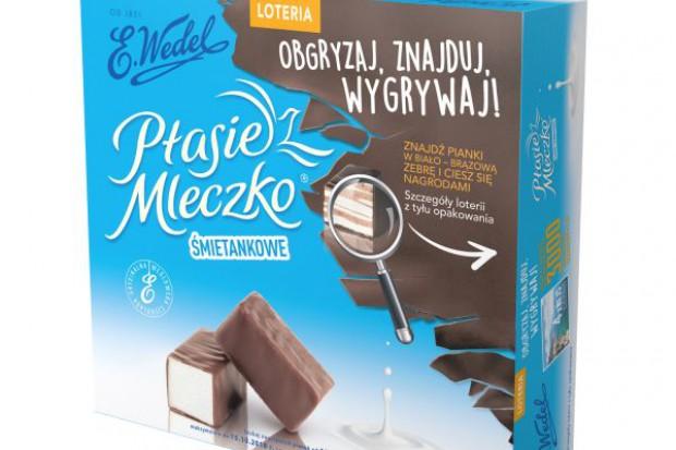 E. Wedel z największą loterią pianek Ptasie Mleczko w historii