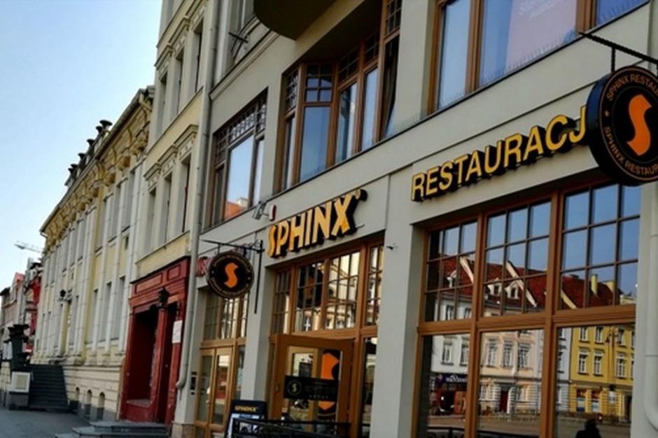 Sphinx otwiera nową restaurację w centrum Bydgoszczy