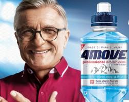 Marka 4Move wprowadza naturalne napoje izotoniczne dla profesjonalistów
