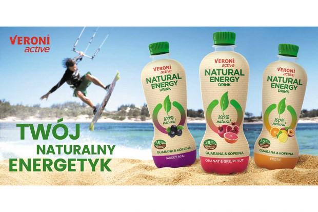 Rusza wielka kampania marketingowa Veroni active Natural Energy Drink