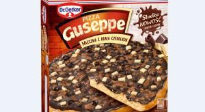 Dr. Oetker na stałe wprowadza do portfolio czekoladową pizzę