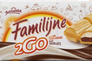 Colian wystartował z promocją marki Familijne 2GO