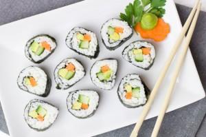Sushi Index: W którym mieście najłatwiej o sushi?