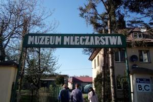 Uczestnicy Euroforum zwiedzili muzeum mleczarstwa (galeria)