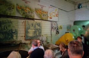 Zdjęcie numer 4 - galeria: Uczestnicy Euroforum zwiedzili muzeum mleczarstwa (galeria)